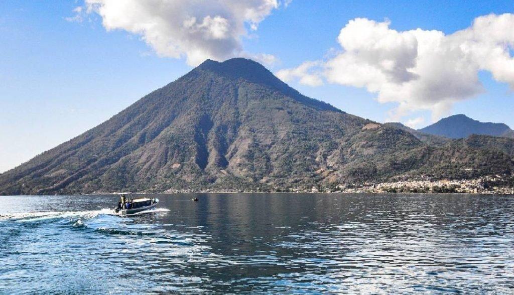 Volcán San Pedro Sololá