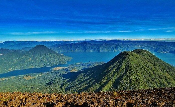 Volcán de Atitlán, Sololá