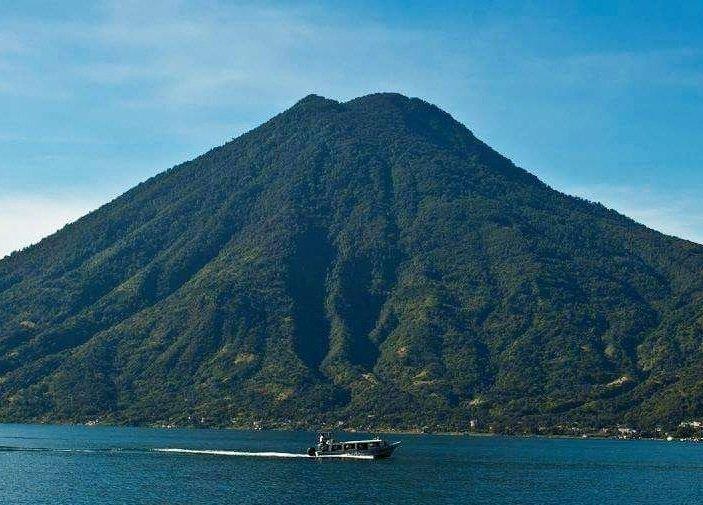 Volcán San Pedro Guatemala