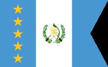 Bandera del Vicepresidente de Guatemala