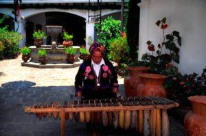 La Marimba Instrumento Nacional de Guatemala
