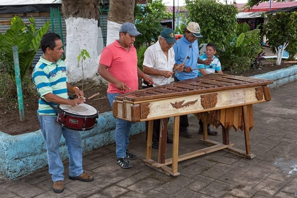 Significado de la Marimba de Guatemala
