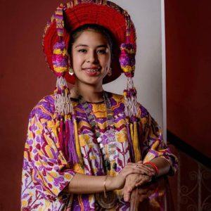 Traje Típico de Quetzaltenango