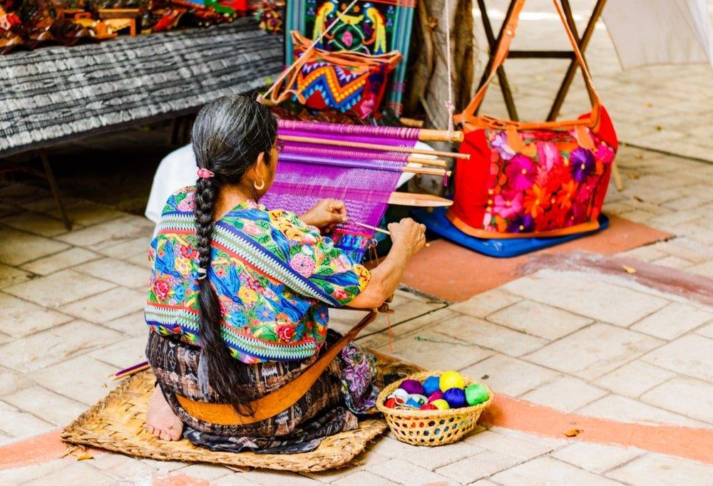 Vestimenta Tipica de Guatemala