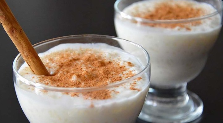 Arroz con leche guatemalteco