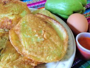 Chilaquilas de Güisquil guatemaltecas