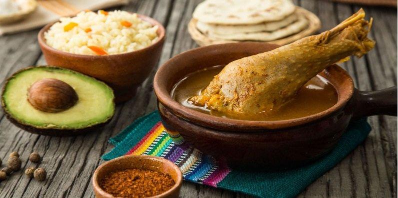Platillos típicos de Suchitepequez