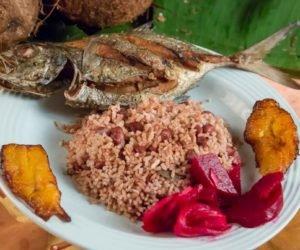 Platillos tipicos de Izabal Guatemala