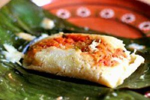 tamales de arrozs guatemaltecos