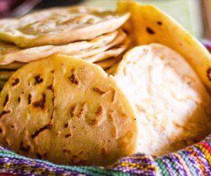 Tortillas guatemaltecas