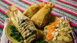 tamalitos de chipilín guatemaltecos