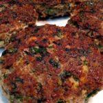 Tortitas de carne guatemaltecas