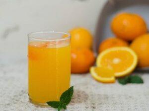 Receta de naranjada guatemalteca