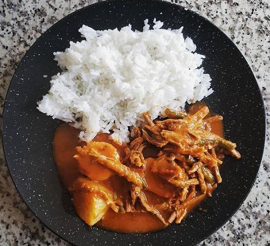 Receta de Hilachas de Carne Guatemaltecas