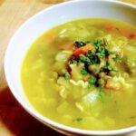 Receta de Sopa de Verduras Guatemalteca