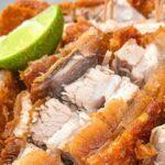 Receta de Chicharrones de carne de cerdo
