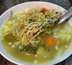 Receta de Cocido de Verduras guatemalteco